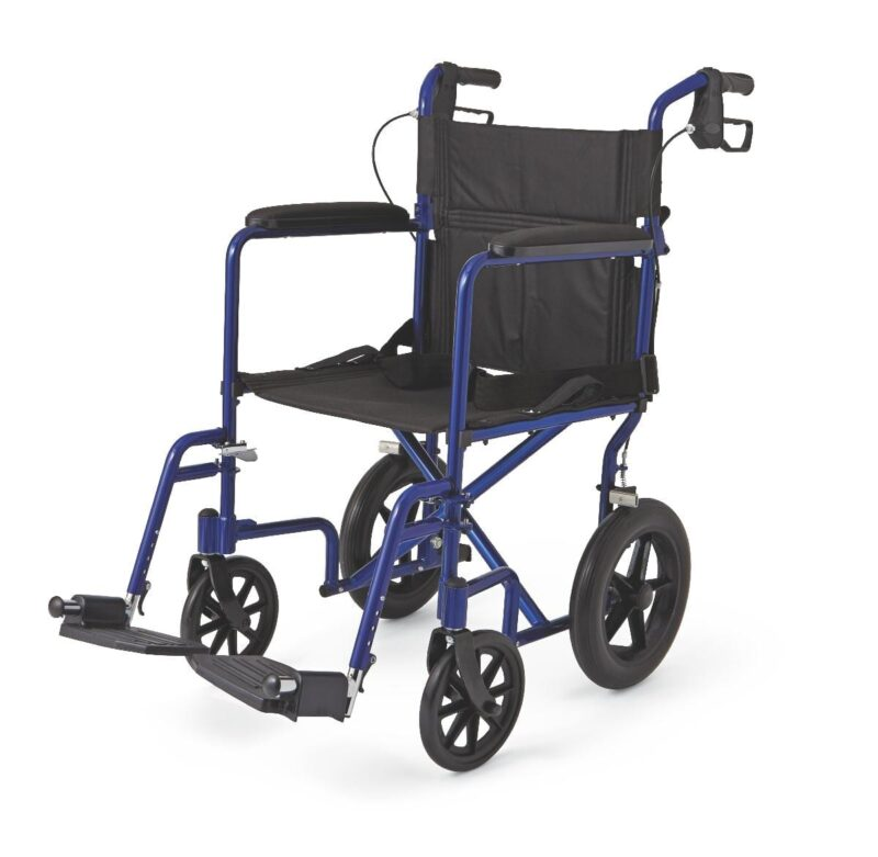 lightweight, portable wheelchair