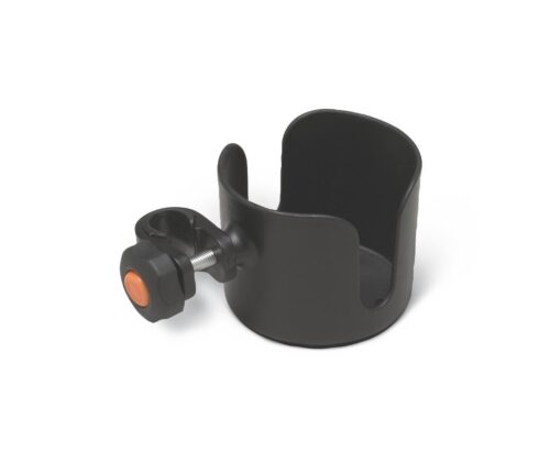 attachable cup and cane holder