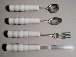 weighted utensils