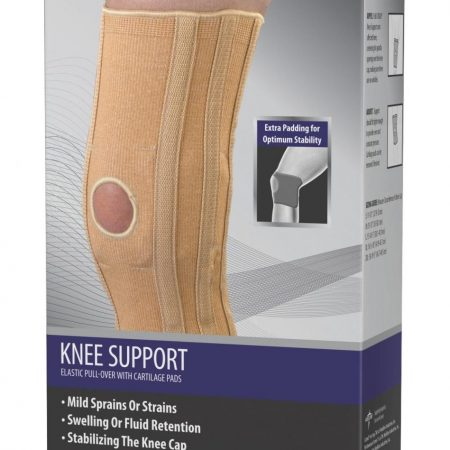mild knee sprains and strains