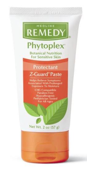 zinc based formula for diaper rash and other skin aliments