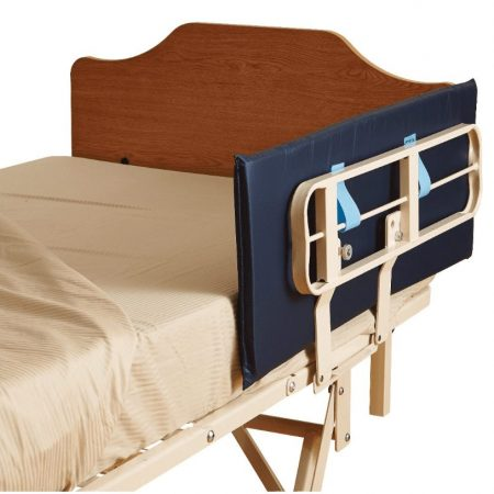 increase bed safety and reduce risk of falling
