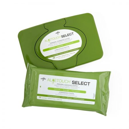 personal cleansing wipes