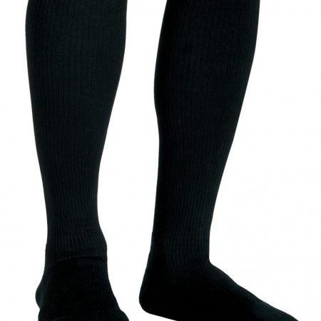moderate pressure padded support socks