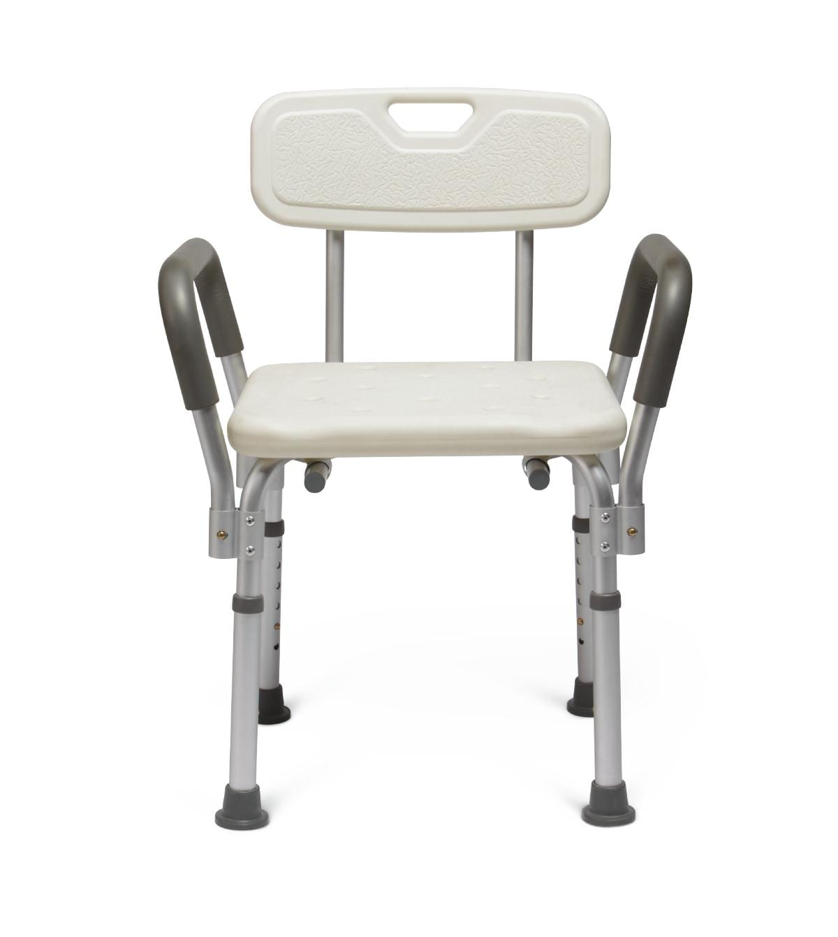 easy to assemble bath seat with arms and back