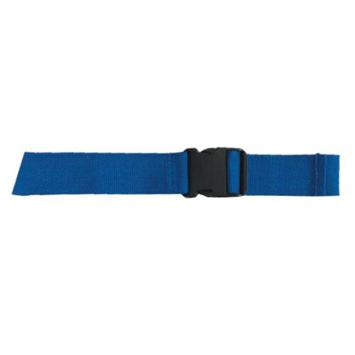 Sturdy quick-release or metal buckles make it easy for caregivers to assist patients during transfers. Reduces falls and injuries due to lack of support.