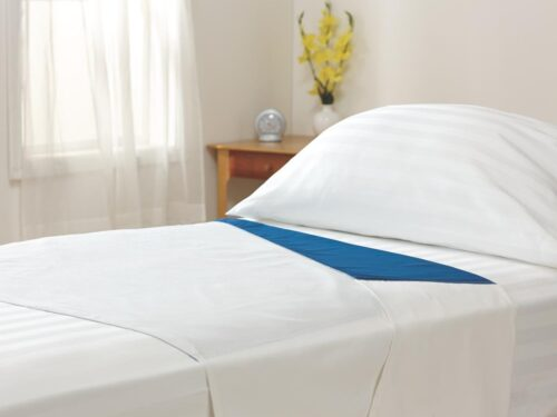 Sheet designed to reduce bed sores