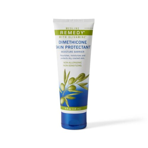 treats dry, chapped and irritated skin including diaper rash