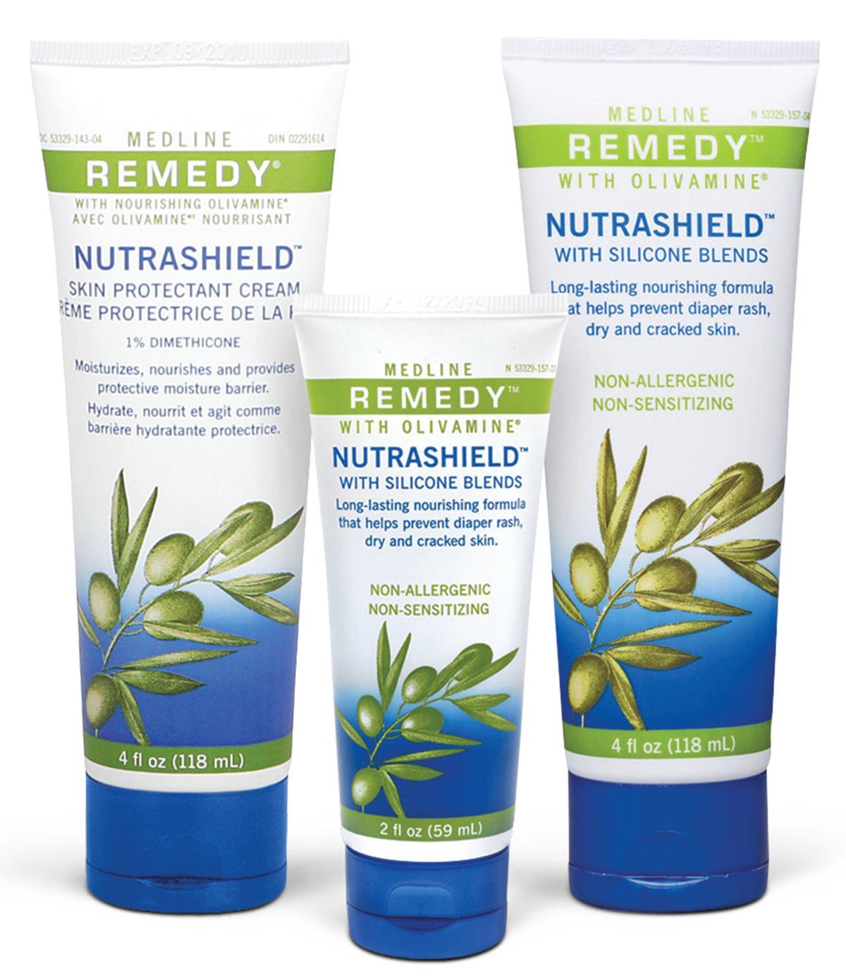 nourishment for damaged skin