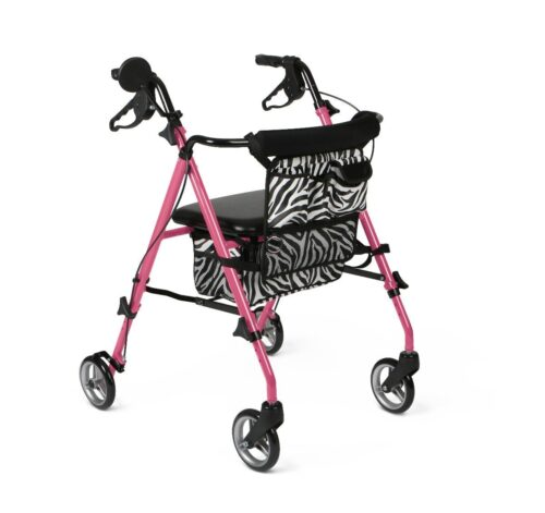 pretty rollator for your glamour queen