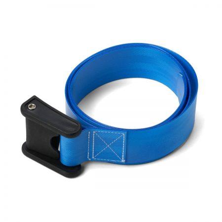 60 inch blue wipeable gait belt