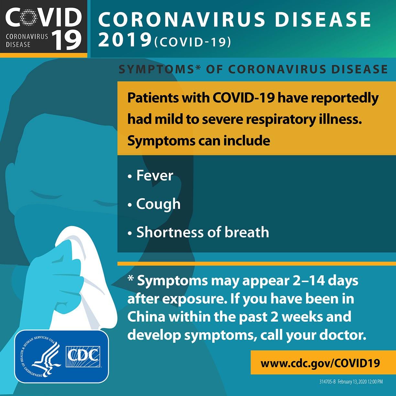 CDC.gov info on Coronavirus