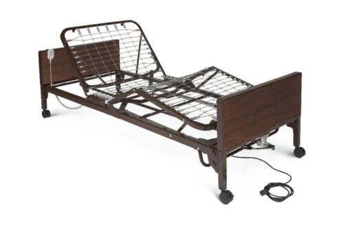 electric hospital bed frame and motor