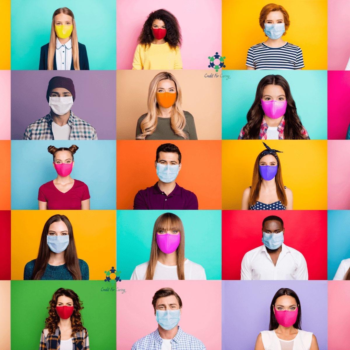 Pandemic Urgent Masks Campaign