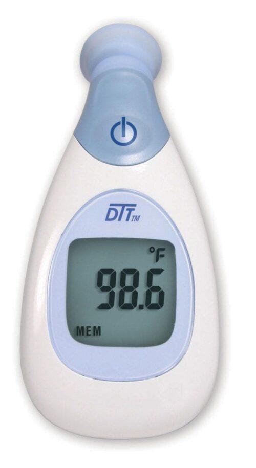 COVID temperature checks