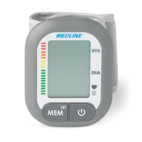 blood pressure and pulse reading