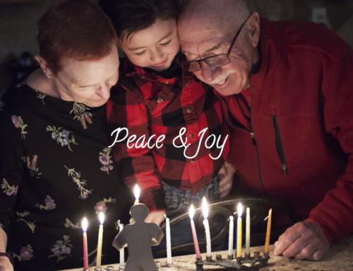 Spreading Peace & Joy in Stressful Times